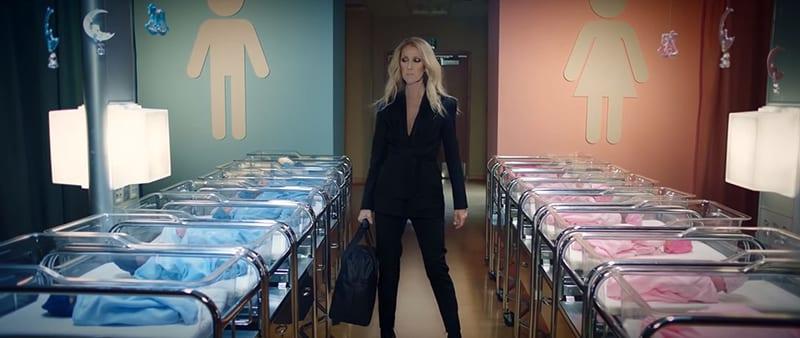 Celinununu la marque de vêtement ésotérique de Céline Dion.. Celinu10
