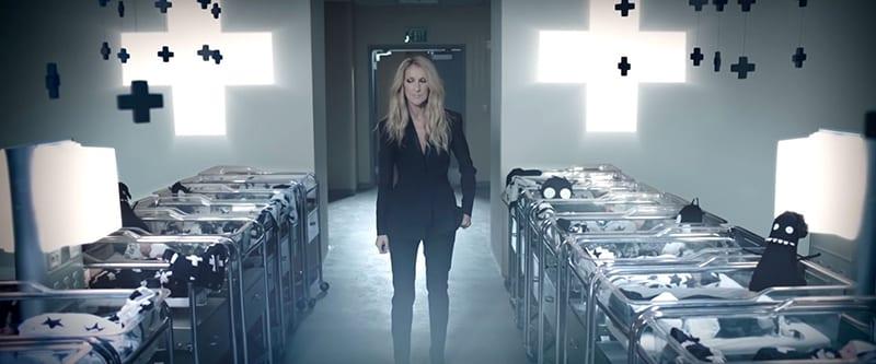 Celinununu la marque de vêtement ésotérique de Céline Dion.. Celinu11