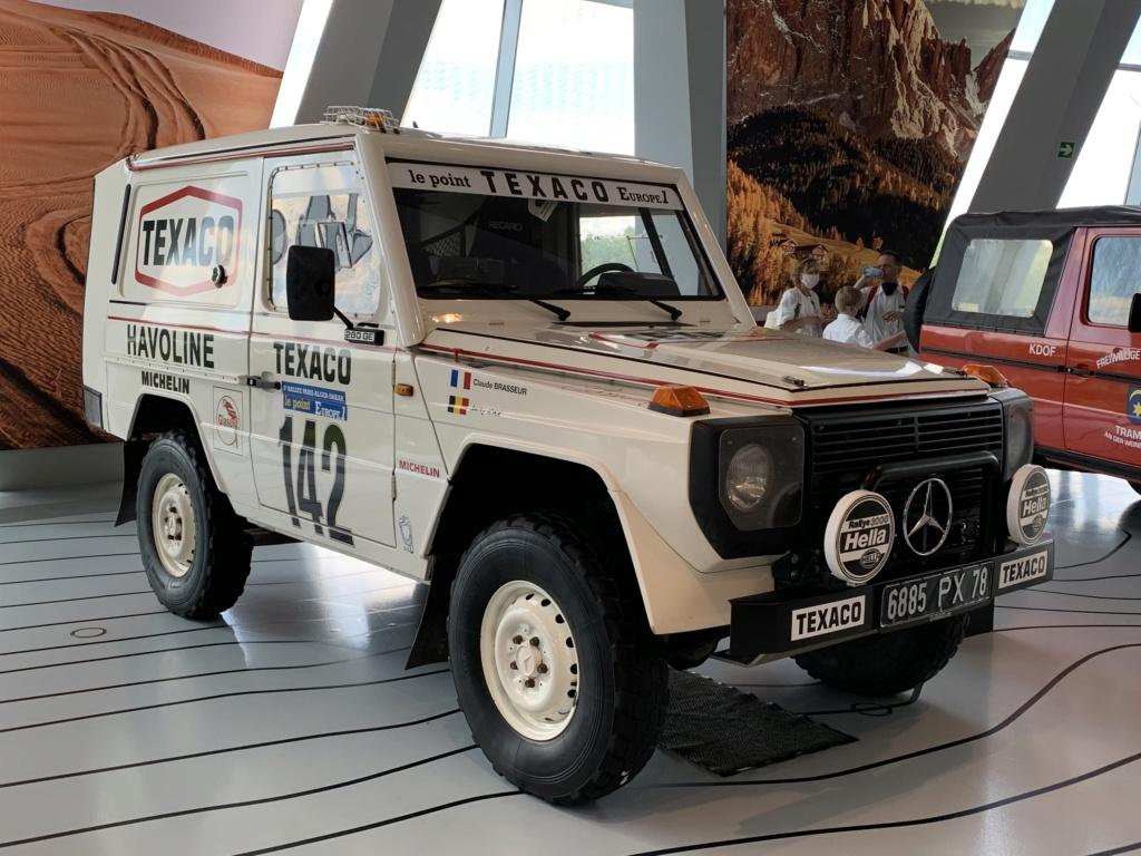 Musée Mercedes - 4WD - Stuttgart 05a93610