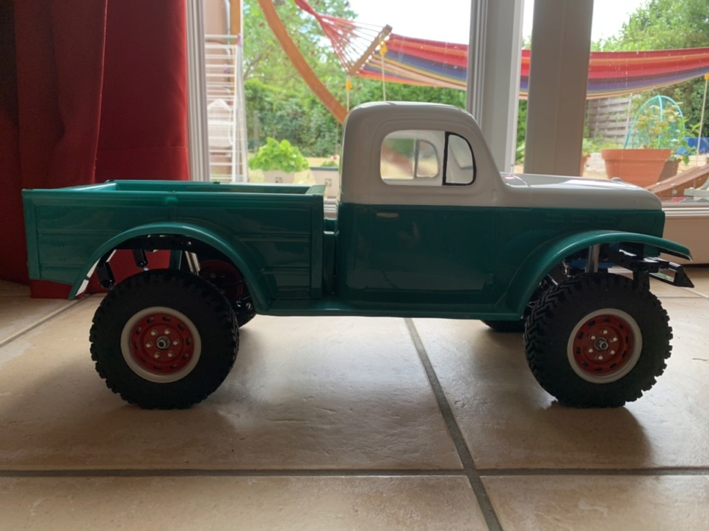 DODGE POWER WAGON - CHASSIS TF2 RC4WD - Page 3 17782c10