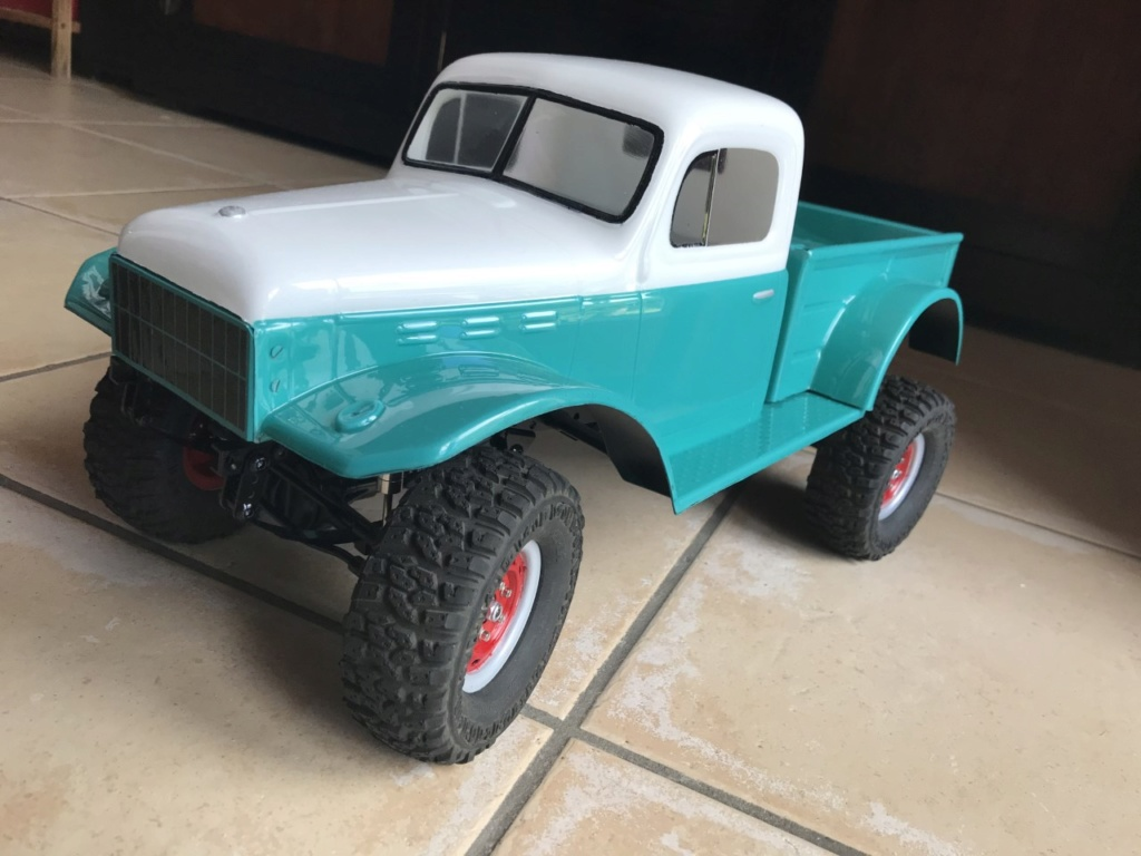 DODGE POWER WAGON - CHASSIS TF2 RC4WD - Page 2 2020_010