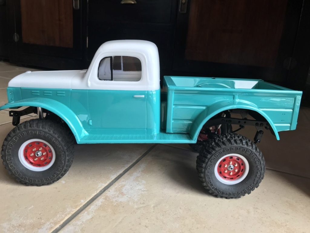 DODGE POWER WAGON - CHASSIS TF2 RC4WD - Page 2 2020_011