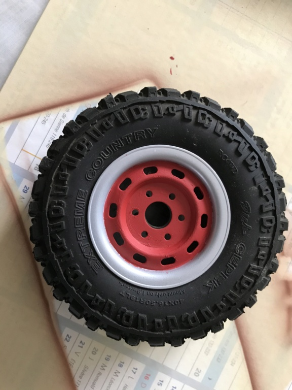 DODGE POWER WAGON - CHASSIS TF2 RC4WD 3d699b10