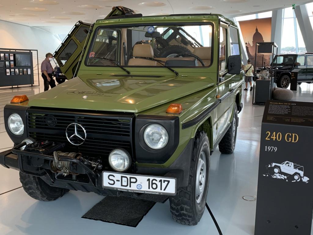 Musée Mercedes - 4WD - Stuttgart 3e35d410