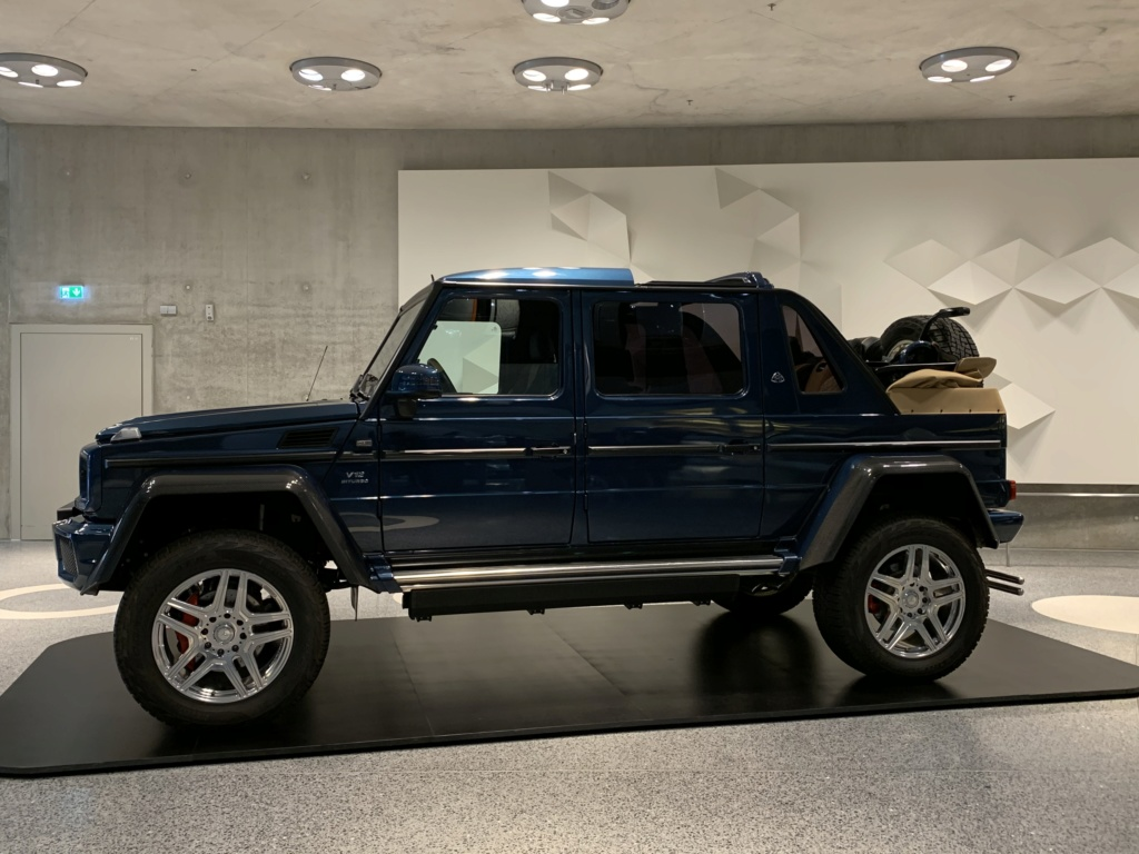 Musée Mercedes - 4WD - Stuttgart 6cbbda10