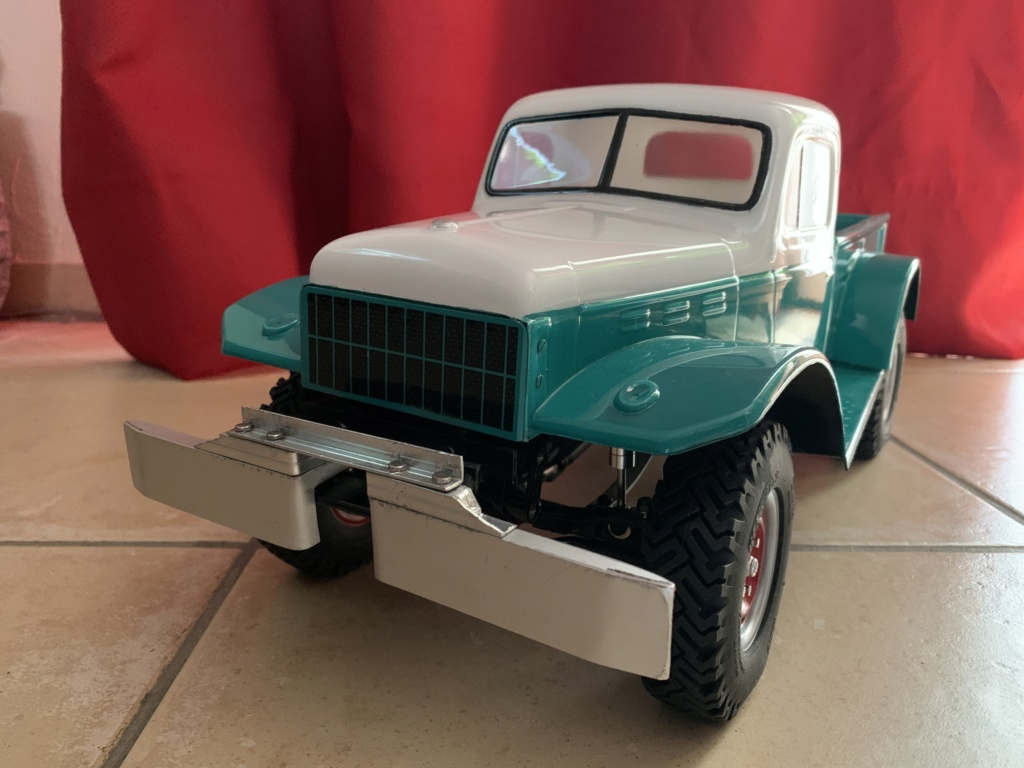 DODGE POWER WAGON - CHASSIS TF2 RC4WD - Page 3 9935b810