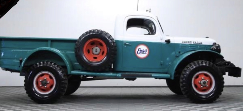 DODGE POWER WAGON - CHASSIS TF2 RC4WD 99d2bc10