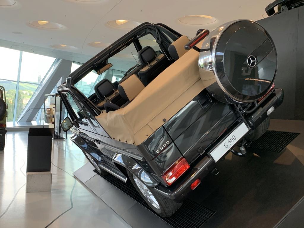 Musée Mercedes - 4WD - Stuttgart A4e7d710