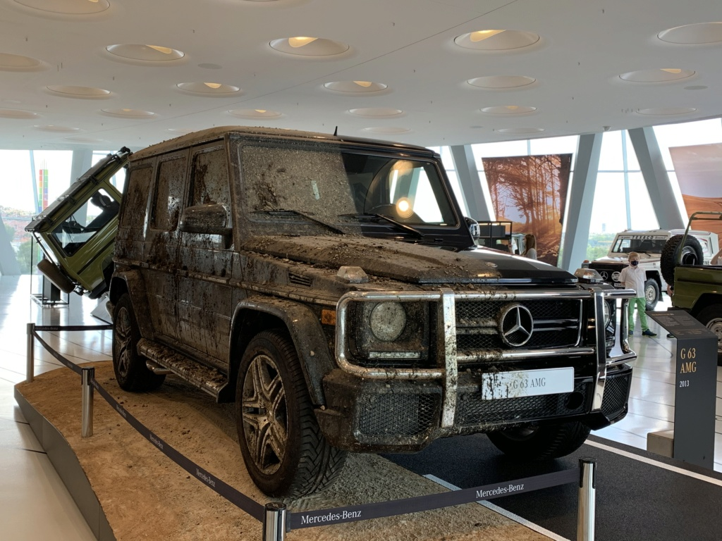 Musée Mercedes - 4WD - Stuttgart A8da5e10