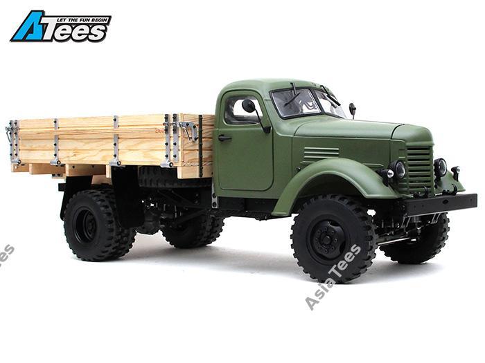 Camion King Kong 6x6 1/12 CA30 Tractor : nouveauté 2018 Ca1010