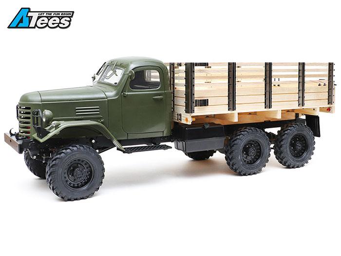 Camion King Kong 6x6 1/12 CA30 Tractor : nouveauté 2018 Ca3010