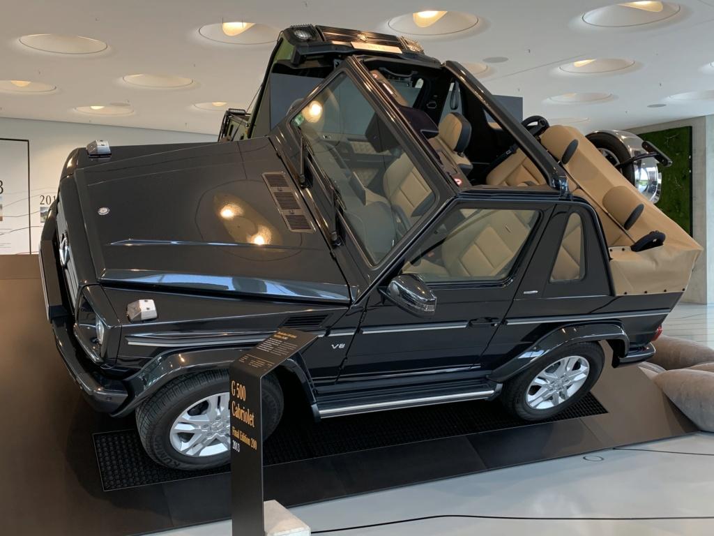 Musée Mercedes - 4WD - Stuttgart Dde34410