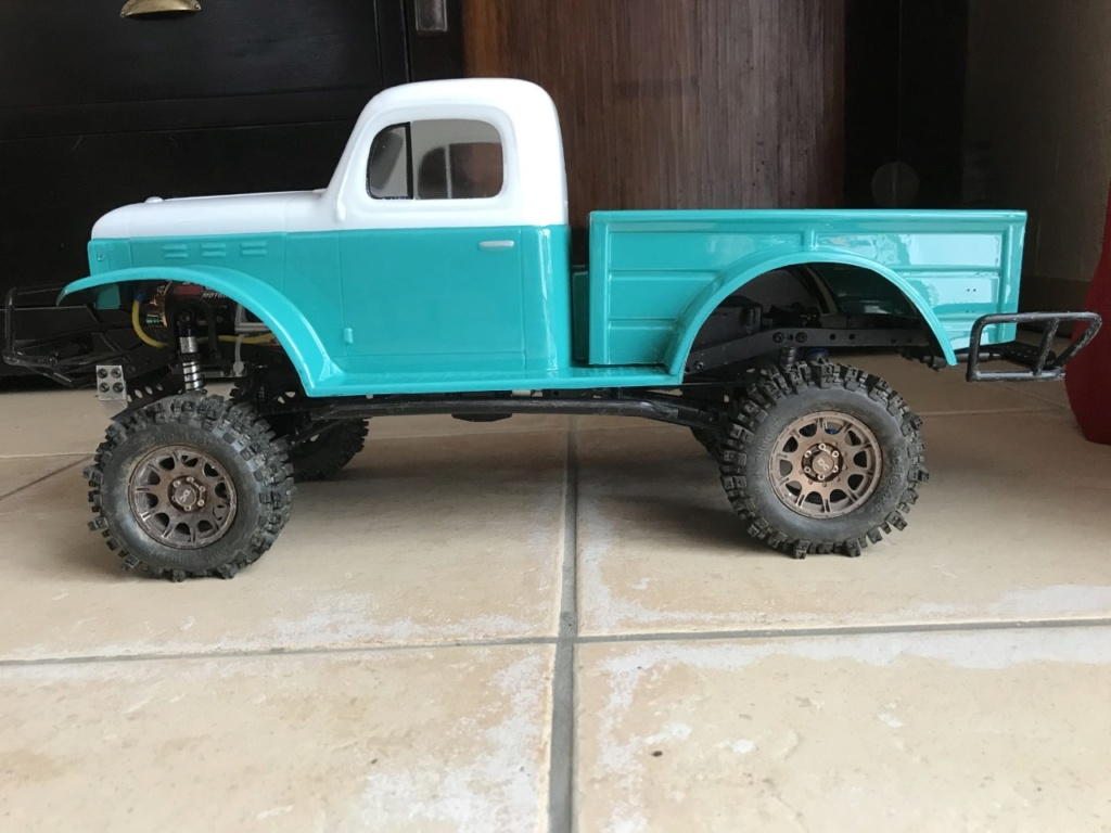 DODGE POWER WAGON - CHASSIS TF2 RC4WD - Page 2 Dodge_12