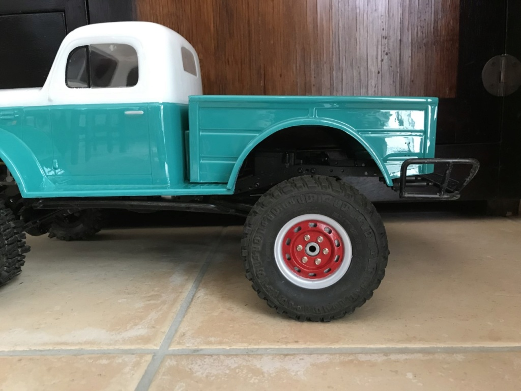 DODGE POWER WAGON - CHASSIS TF2 RC4WD - Page 2 Dodge_13