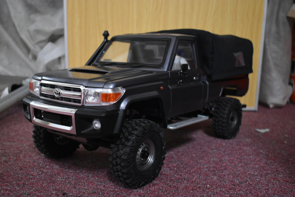 TOYOTA LC70 - Chassis RC4WD Trail Finder 2 LWB un scale modeste Dsc_0345