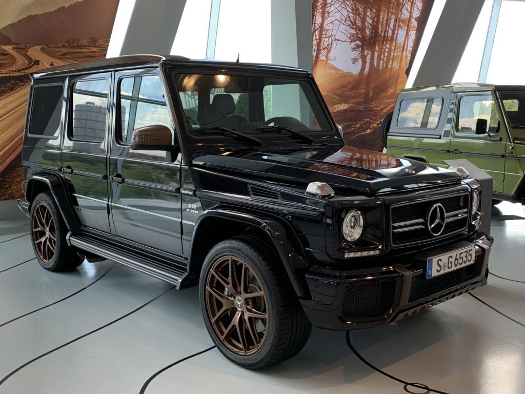 Musée Mercedes - 4WD - Stuttgart E5beb410