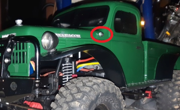 Dodge power wagon - Page 2 Feux10