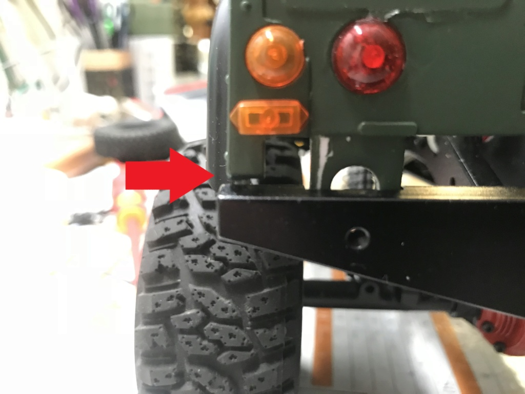 Différents Chassis Defender D90 : Boom Racing, Xtra Speed et Rc4wd Gelande 2 Image-26