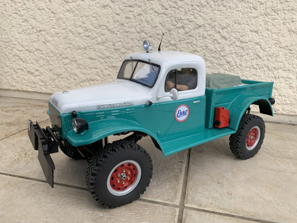 DODGE POWER WAGON - CHASSIS TF2 RC4WD - Page 3 Img_6512