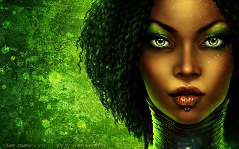 Avatars Couleur Verte 14928710