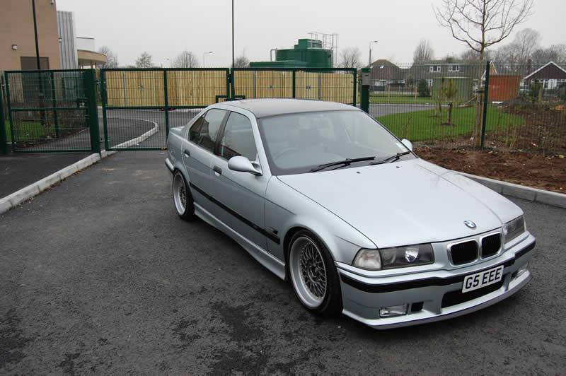 1996 BMW M3 Evo Saloon 113