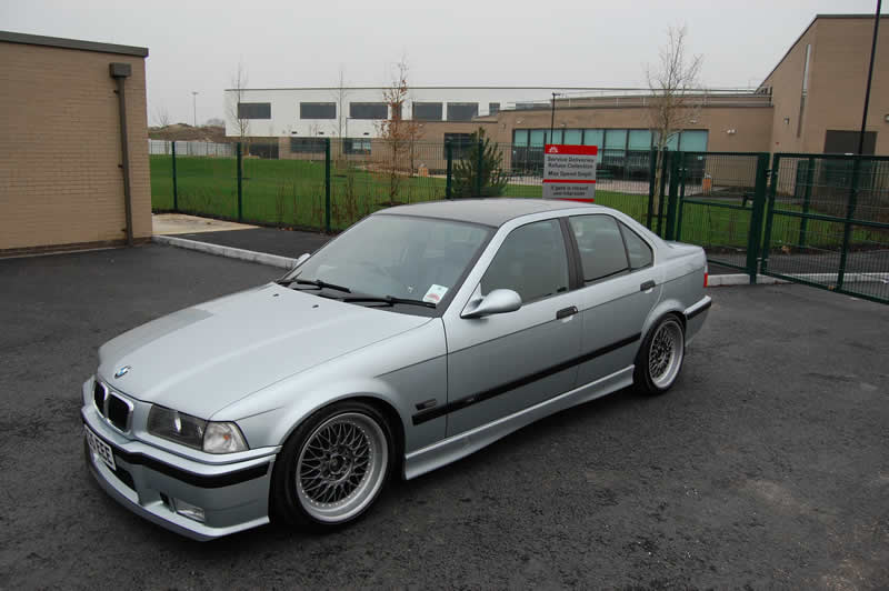 1996 BMW M3 Evo Saloon 312