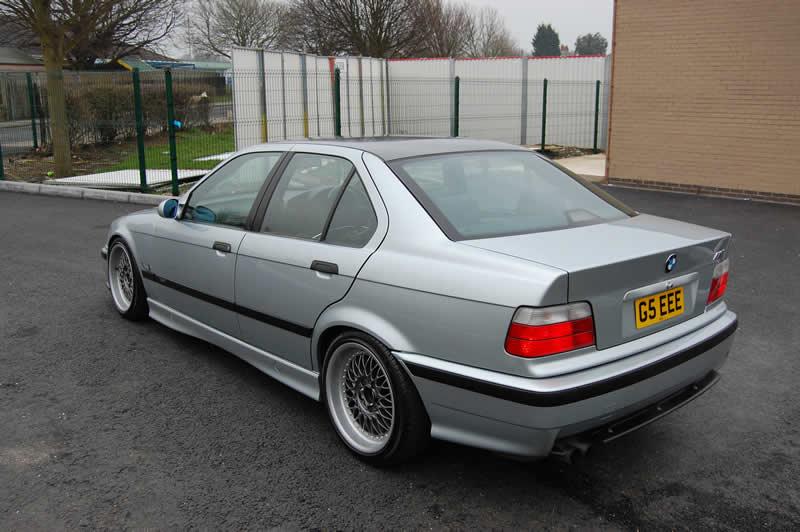1996 BMW M3 Evo Saloon 411