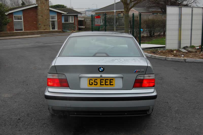 1996 BMW M3 Evo Saloon 511