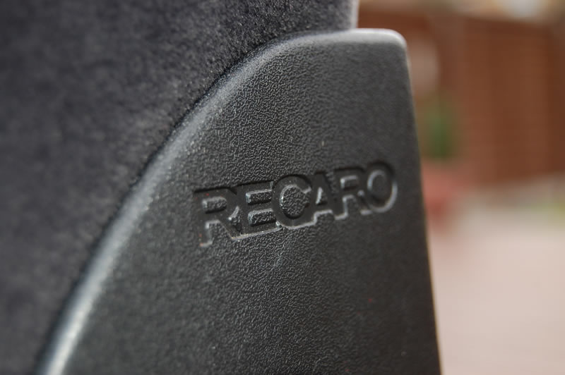 Recaros on Mk2 runners Recaro13