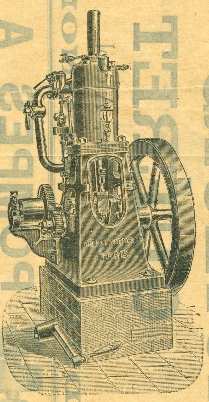 Cartes postales anciennes (partie 1) - Page 36 Moteur11