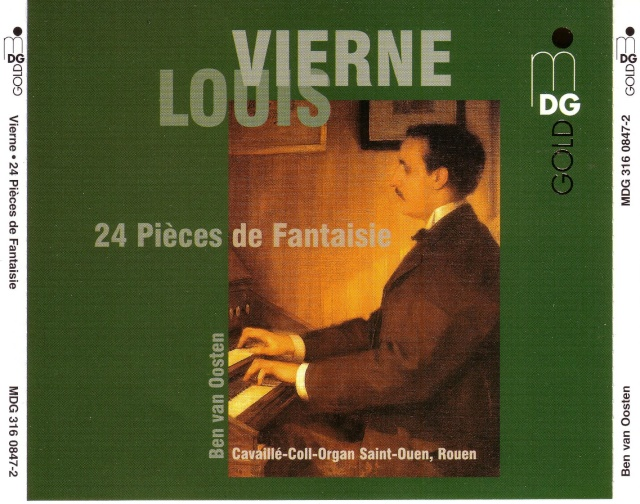 Louis Vierne (1870-1937) Cover111