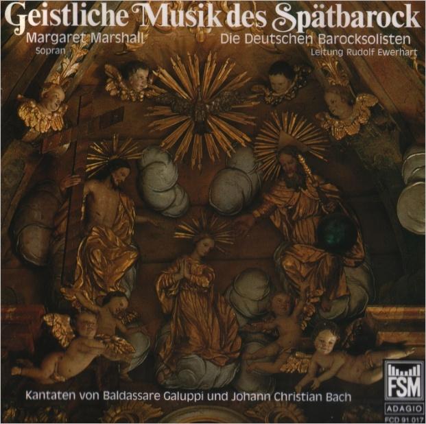 Baldassare Galuppi (1706-1785) Cover24