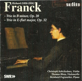 Richard Franck (1858-1938) Front16