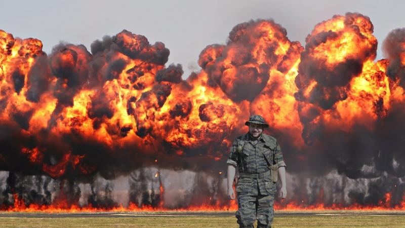 Tenue Vietnâm Forces spéciales Napalm10
