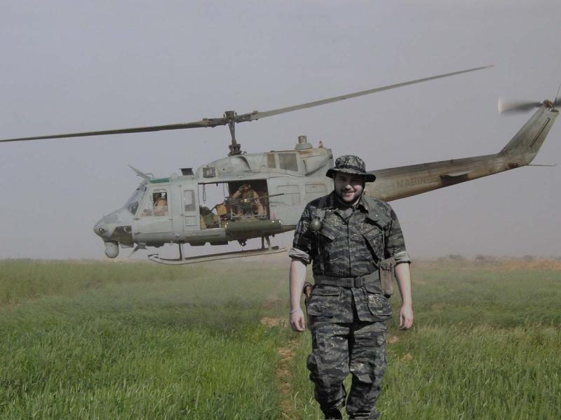 Tenue Vietnâm Forces spéciales Uh-1n_10