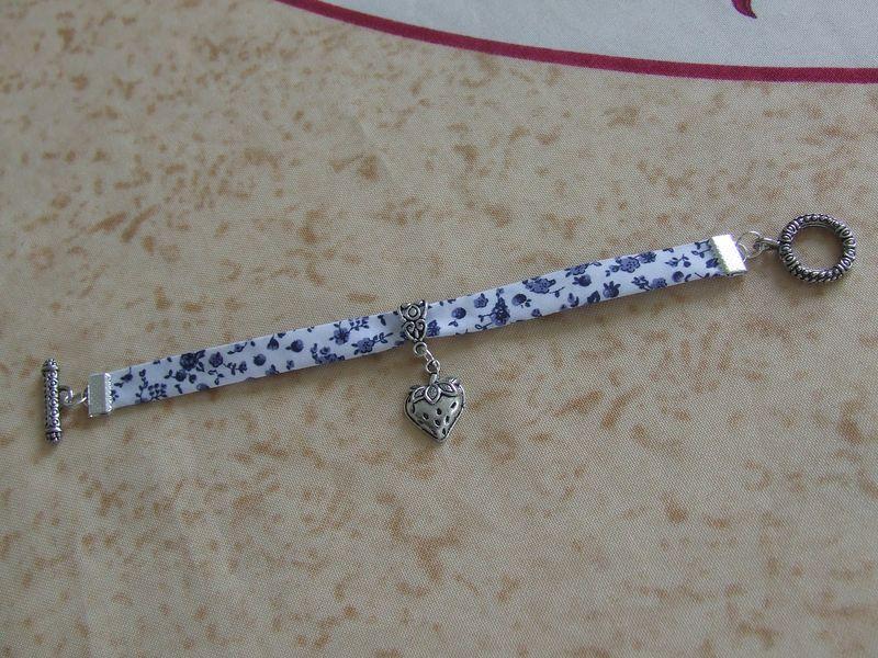 Bracelet liberty bleu Bracel13