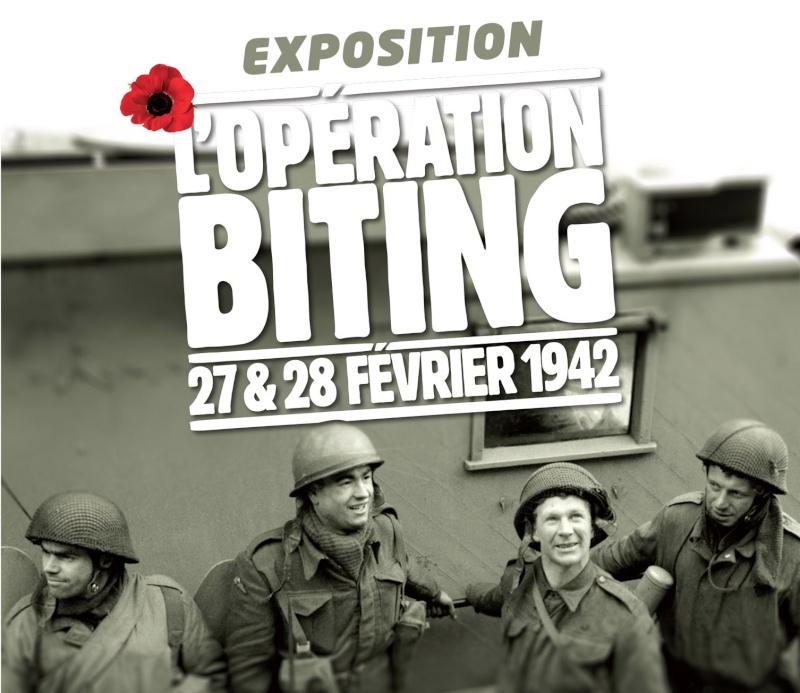 Bruneval 42 au musée radar de Douvres la Délivrande Expo_b10
