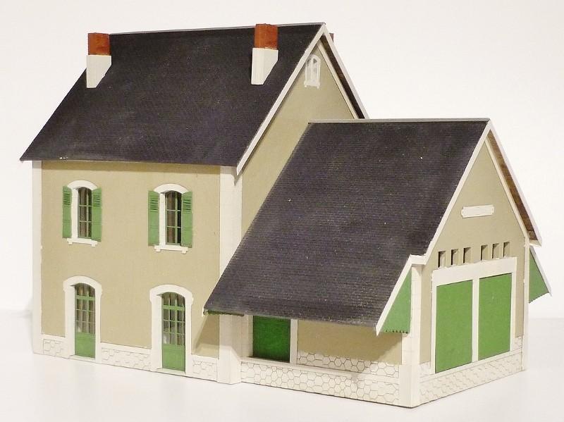 [Architecture & Passion] : le Train Jaune - Page 2 87tj2010