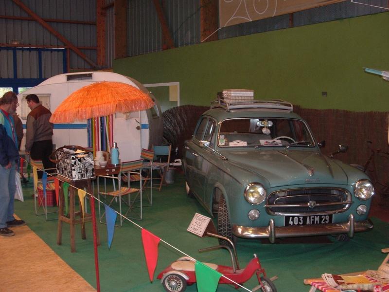Salon du véhicule ancien ce w-end ! Dscf0011