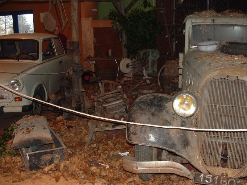 Salon du véhicule ancien ce w-end ! Dscf0012