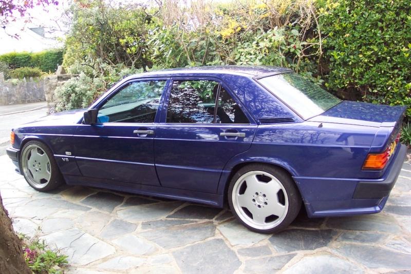 Mercedes 190 1.8 BVA, mon nouveau dailly - Page 5 100_2412