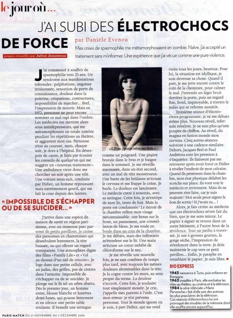 27 novembre 2008 - Paris Match 27_nov10