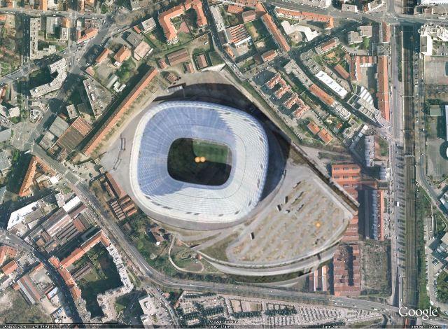 Projet de parc pour remplacer la caserne Sergent-Blandan Google11