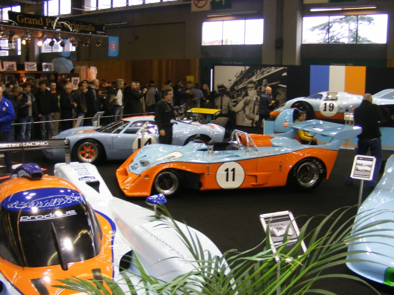 Rétromobile 2011 avec quelques Sharkistes 2011_025