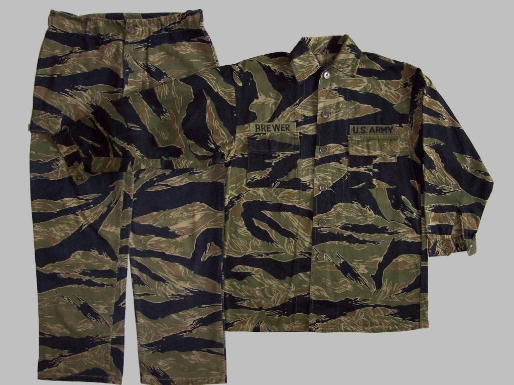 South Vietnam camouflage Jws0110