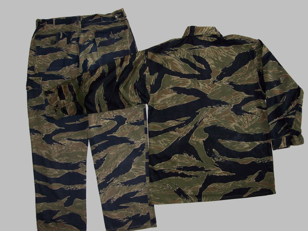 South Vietnam camouflage Jws0210