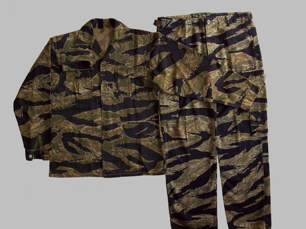 South Vietnam camouflage Jws0310