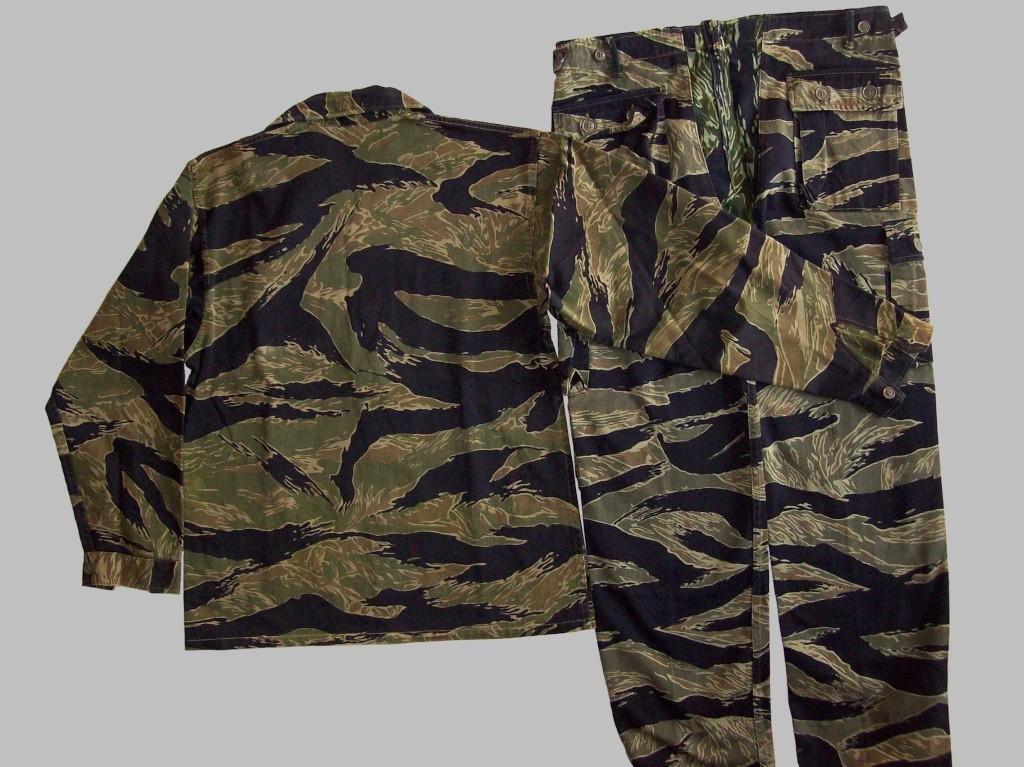 South Vietnam camouflage Jws0410