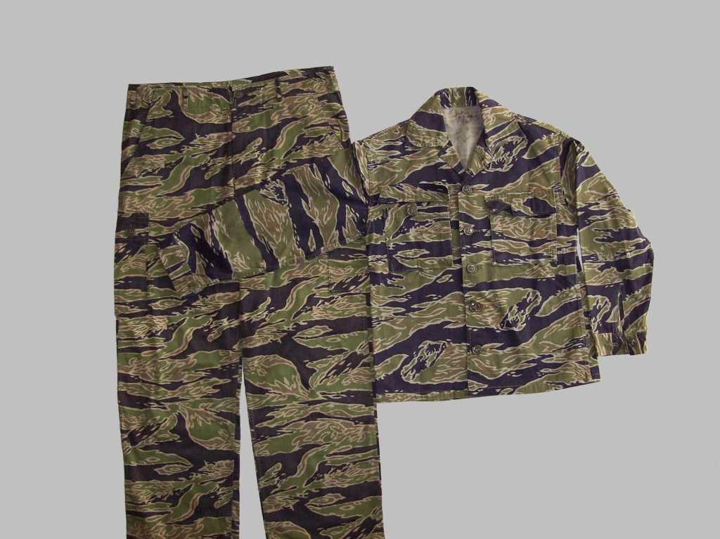 South Vietnam camouflage Lld0110