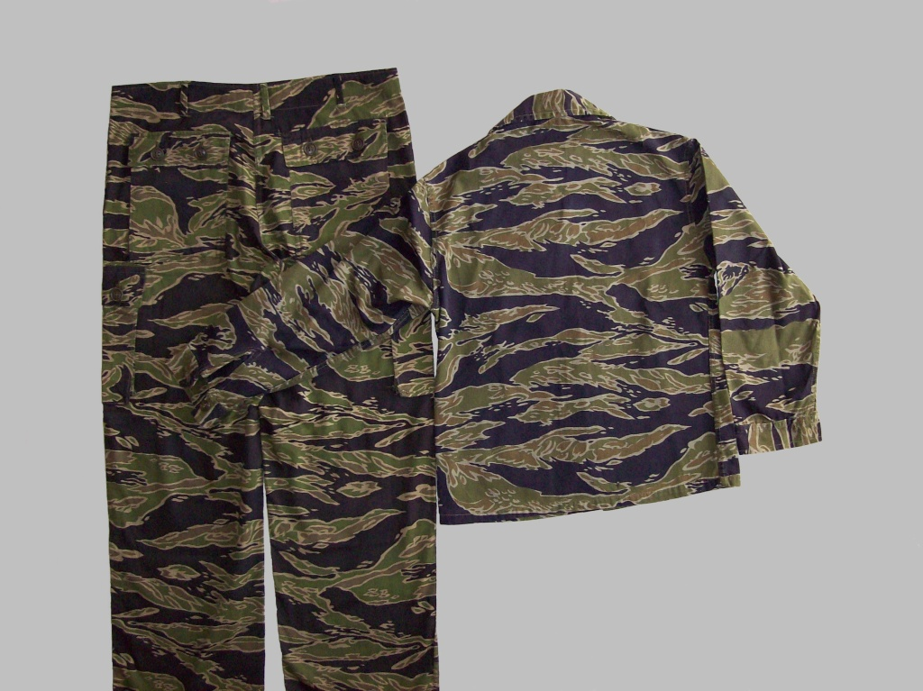 South Vietnam camouflage Lld0210